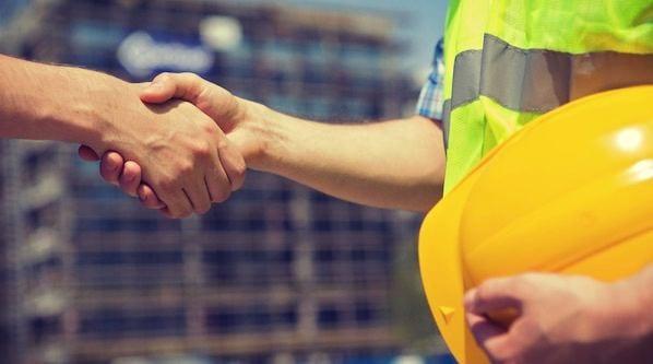 trabajador obra civil